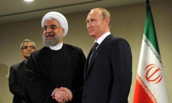 Средний Восток: Россия у руля