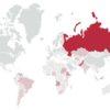 Россия – крупнейший получатель китайской финансовой помощи