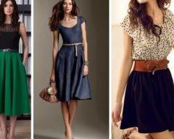 Как выбрать женское платье по типу фигуры