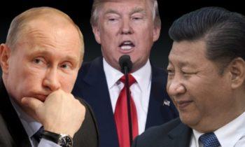 Китай резко сократил закупки российской нефти