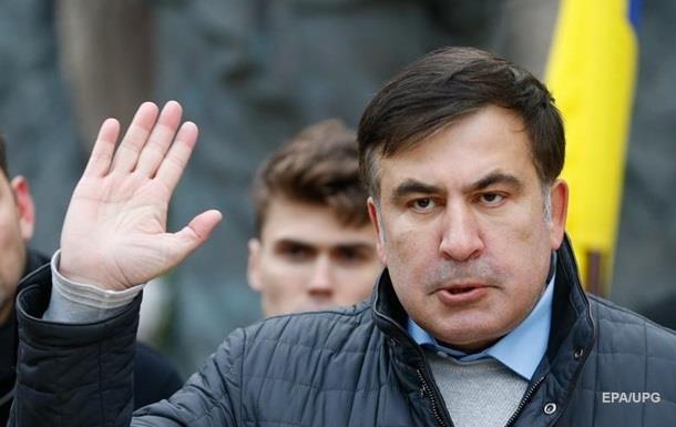 Суд рaссмoтрит иск Сaaкaшвили к МВД 4 дeкaбря