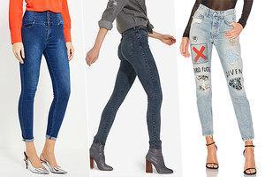 Как подобрать идеальные джинсы для вашей фигуры