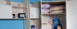 Оборудуем мини-спортзал в детской комнате
