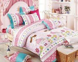 Детское постельное белье – самый разнообразный в оформлении текстиль
