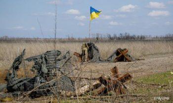 В 2018 на Донбассе погиб 21 украинский военный