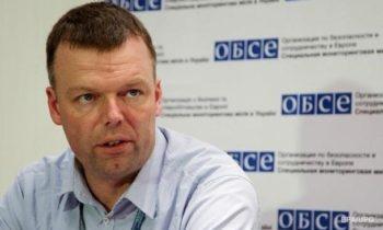 Хуг рассказал о россиянах в миссии ОБСЕ
