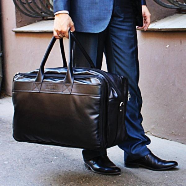 Мужская сумка - важный аксессуар современного мужчины