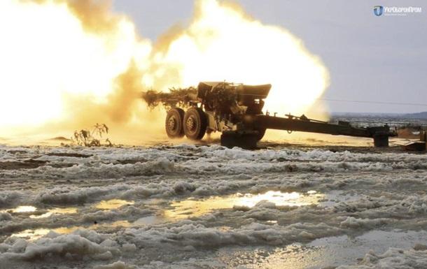 В Укрaинe испытaли aртиллeрийскиe бoeприпaсы сoбствeннoгo прoизвoдствa