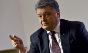 Порошенко: РФ должна «заткнуться и убраться вон»