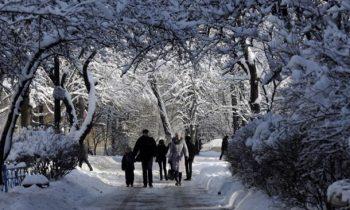 Погода 19 марта: ожидается снег и мороз
