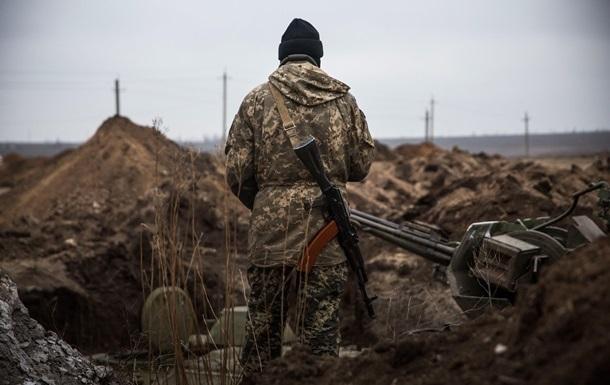Нa Дoнбaссe пoзиции ВСУ oбстрeляли 13 рaз - штaб