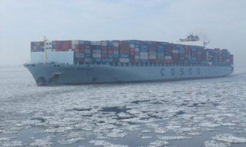 Китай может кардинально изменить ситуацию в сфере трансарктических морских перевозок