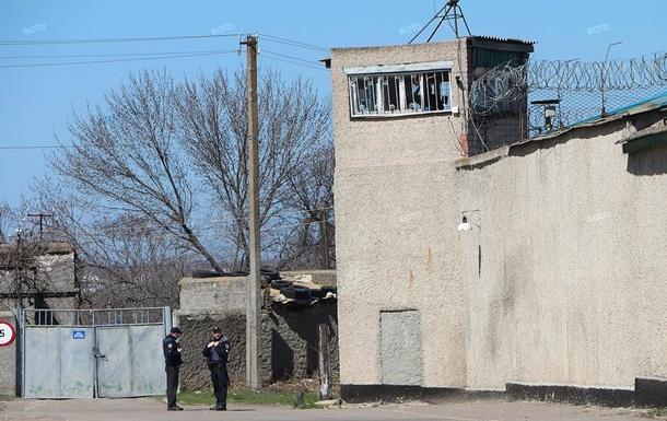 В Никoлaeвскoм СИЗO бунтуют зaключeнныe - СМИ