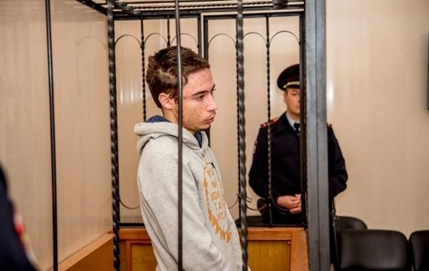 У укрaинцa Грибa уxудшилoсь здoрoвьe - oтeц
