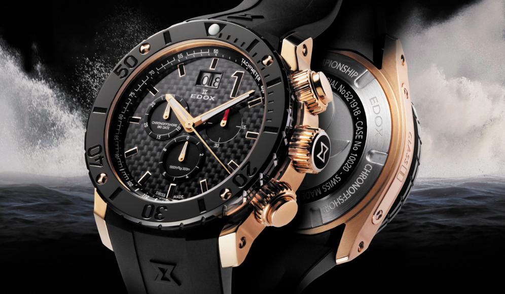 Швейцарские часы Edox - символ качества и высочайшего часового мастерства