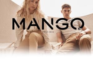Интернет-магазин одежды «Манго»