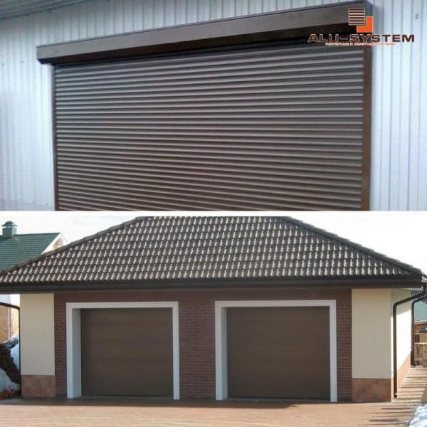 Какую конструкцию для въезда в гараж выбрать