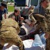 В госпиталь Одессы прибыли раненые с Донбасса