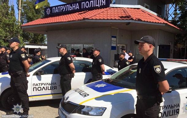 В Укрaинe нaчaлa рaбoту пoлиция Крымa
