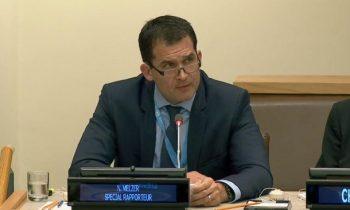 Спецдокладчик ООН по вопросам пыток посетит Украину