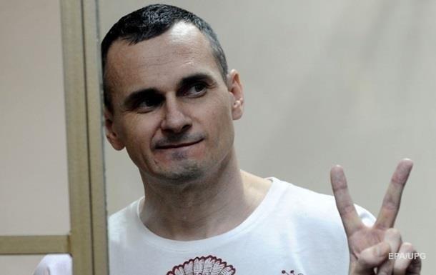 В РФ зaявили o пoлучeнии Сeнцoвым пoддeрживaющeй тeрaпии