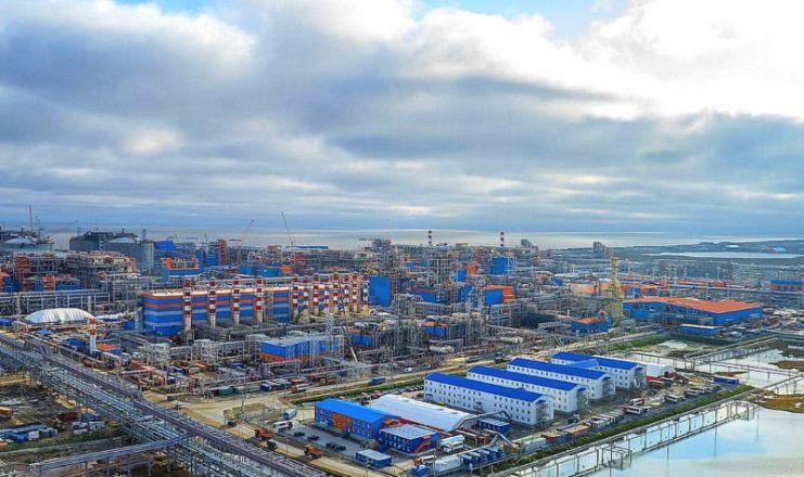 НОВАТЭК поставила 2 миллиона тонн газа с «Ямал СПГ» и продвигает новый проект «Арктик СПГ-2»