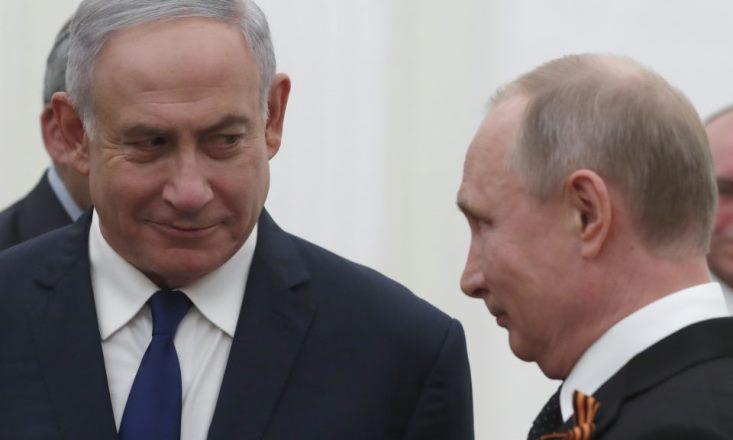 Российская дипломатия балансирует между Ираном и Израилем в Сирии