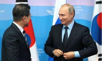 Экономическое партнерство между Россией и Южной Кореей набирает обороты