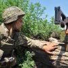 На Донбассе ранены два бойца — Минобороны