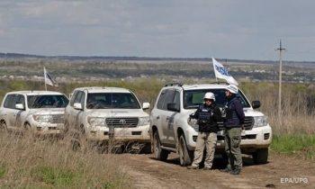 На Донбассе не реагируют на призывы ОБСЕ — Хуг