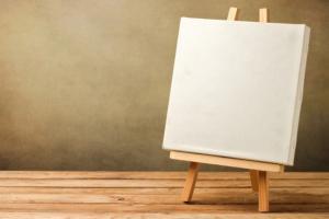 На чем рисовать — холст или бумага