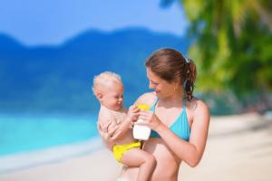Список вещей на море с ребенком: собираемся в путешествие с умом