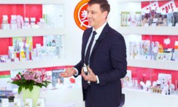 Сергей Губанов выступил на презентации новой коллекции парфюма MEITAN AROMA