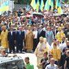 В Киеве проходит крестный ход УПЦ КП