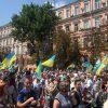 Крестный ход в Киеве: участие приняли до 65 тысяч верующих