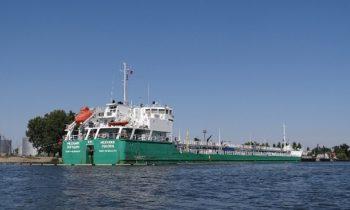 Экипаж российского судна опасается силового захвата в порту Херсона
