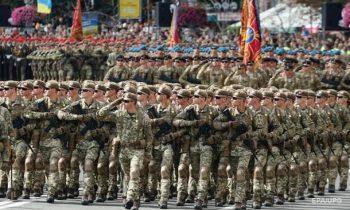 В параде будут участвовать 18 подразделений других стран – Полторак