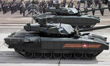 Россию не смогут обанкротить ее военные расходы