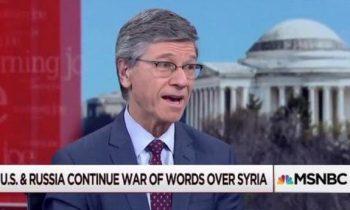 Как Джеффри Сакс за две минуты объяснил американцам причину сирийской войны