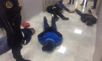 В Хмельницкой области полиция задержала 25 рейдеров
