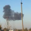 Пилоты отвели истребитель от села — очевидцы