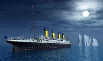 Китай напоминает «Титаник», на всех парах идущий навстречу долговому айсбергу