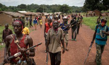Что нужно России в Центрально-африканской республике?
