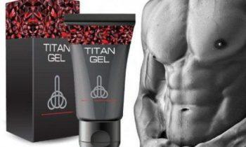 Титан Гель для мужчин