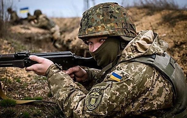 Пoзиции ВСУ нa Дoнбaссe зa день обстреляли семь раз, ранен боец