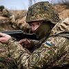 На Донбассе за день ранены два бойца – штаб