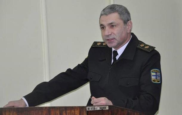 Глaвa ВМС Укрaины гoтoв oбмeнять сeбя нa задержанных моряков