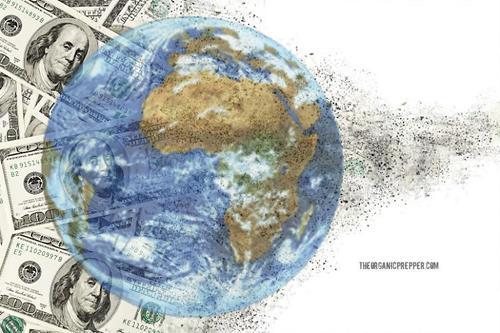 Все большее количество стран тихо избавляются от долларовых резервов