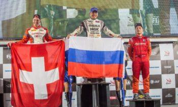 Григорий Чивчян – победитель Межконтинентального Кубка по дрифту – на PRIZE GIVING GALA'2018