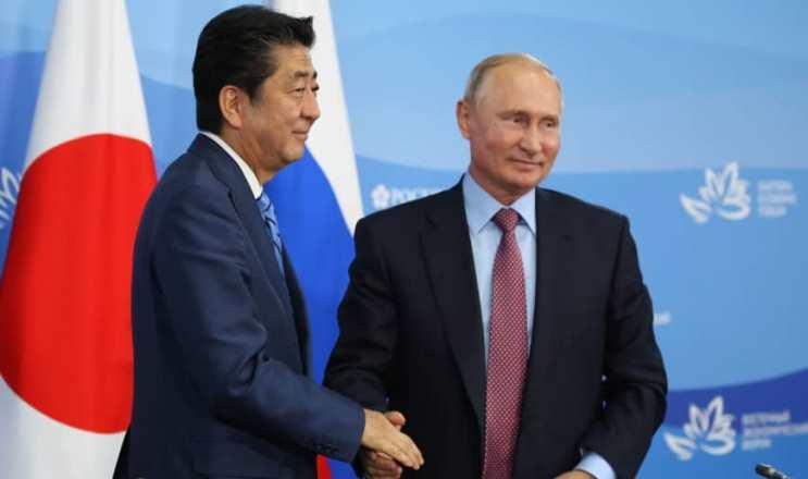 Что может ускорить российско-японские переговоры о мире